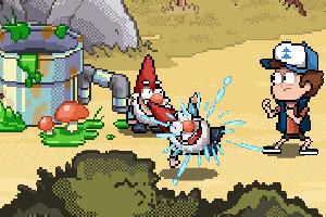《英雄小镇》游戏画面1
