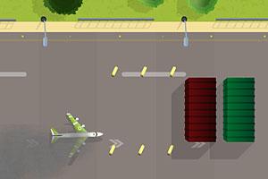 《飞机场跑道》游戏画面1