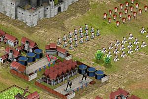 《帝国时代2》游戏画面1
