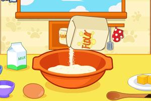 《花园蛋糕》游戏画面1