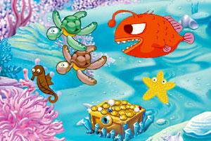 《海底迷你乐园》游戏画面1