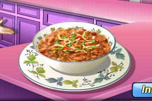 《辣食的美味》游戏画面1
