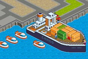 《经营货运公司2无敌版》游戏画面1