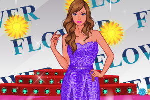 《华丽的花袍》游戏画面1