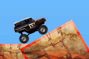 《越野特技卡车》截图1