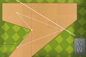 《咔嚓咔嚓剪纸盒》游戏画面1