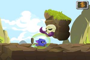 《钢刀忍者猫》游戏画面1