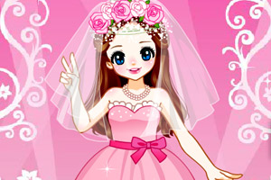 《卡哇伊小新娘》游戏画面3