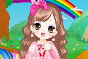 《甜美兔女郎》游戏画面1