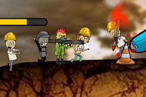 《恐怖分子袭击》游戏画面1