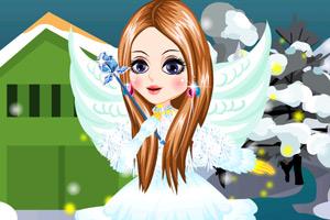 《冰雪小仙女》游戏画面1