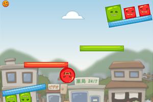 《物理方块球玩家版》游戏画面1