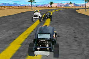 《3D越野四驱车》游戏画面1