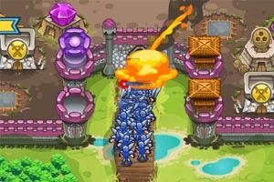 《城堡守卫风暴无敌版》游戏画面1