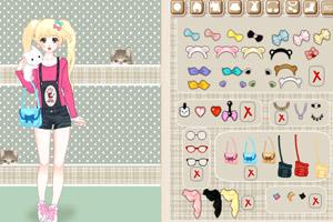 《猫咪公主》游戏画面1
