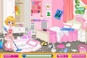 《打扫派对房间》截图1