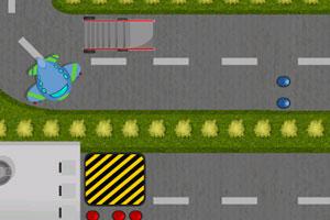 《飞机场跑道停靠》游戏画面1