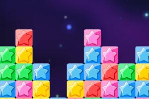 《消灭星星》游戏画面1