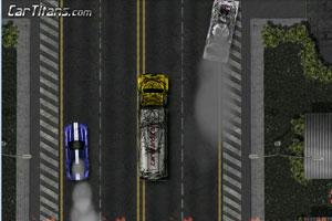 《公路疯狂卡车》游戏画面1