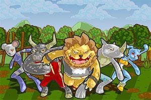 《暴力熊竞技场》游戏画面1