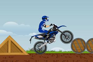 《极限越野摩托车》游戏画面1