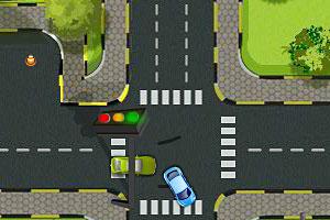 《交通指挥现场》游戏画面1
