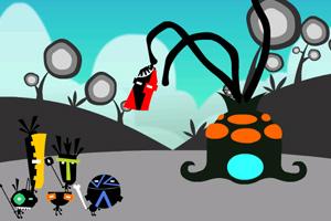 《点击部落》游戏画面1