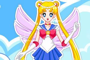 《超级美少女战士》游戏画面1
