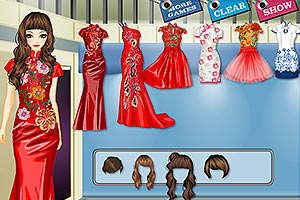《旗袍礼服》截图1