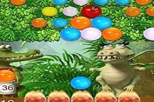 《泡泡球》游戏画面1