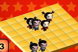 中国娃娃智力跳棋