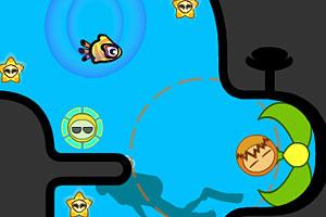 《小海豚海底游》游戲畫面1
