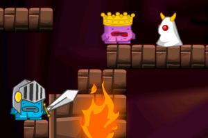 《骑士与公主中文版》游戏画面1