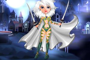 《吸血鬼女战士》游戏画面1