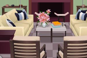 《逃出舒适客厅》游戏画面1