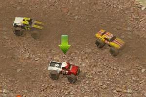 《越野车大赛2无敌版》游戏画面1