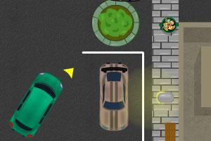 《城市交通停车》游戏画面1