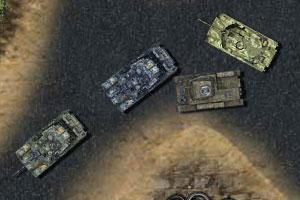 《坦克竞速》游戏画面1