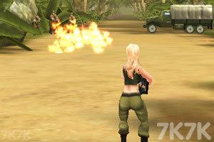 《亚马逊女特警》游戏画面9