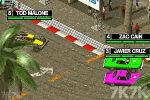 《3D疯狂车赛》游戏画面4