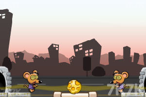《奶酪陷阱捕老鼠》游戏画面4