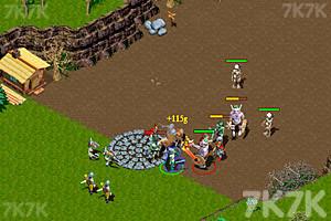 《上古Dota》游戏画面8