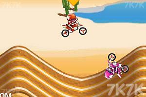 《越野摩托竞速赛》游戏画面2