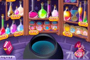 《巫婆变阿sue》游戏画面1