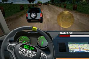 《3D丛林驾驶》游戏画面1