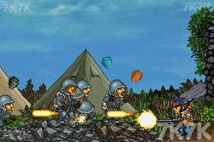 《水陆突击队》游戏画面2