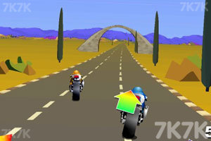 《暴力摩托车》游戏画面8