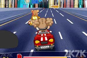 《跑跑卡丁车》游戏画面1