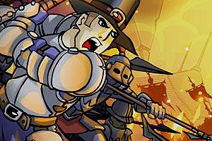《战争号角无敌版》游戏画面1