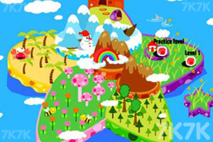 《美丽星星岛》游戏画面1
